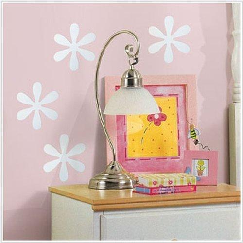 RoomMates MIR0010FLS Flower Peel & Stick Mirrors by RoomMates