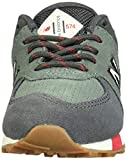 New Balance Kid's 574 V1 Lace-Up Sneaker, Camo