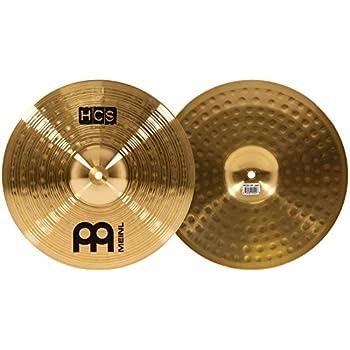 this item meinl cymbals hcs13h 13 hcs traditional hi hat pair video