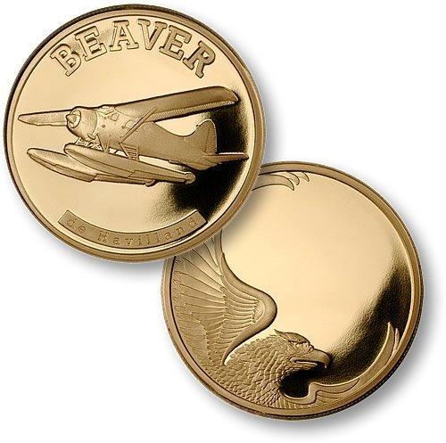 de Havilland Beaver Challenge Coin ()