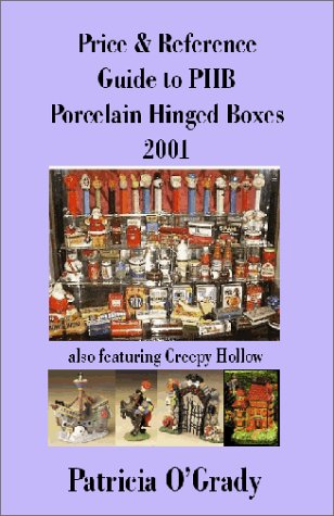 Price & Reference Guide to PHB Porcelain Hinged Boxes: ()