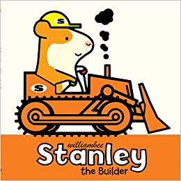 hamster on bulldozer