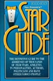 Star Guide 2000-2001, Axiom Information Resources Staff, 0943213347