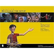 Inspired 3D Character Setup