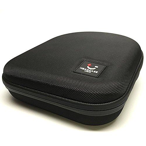 Protective Case for Audio-Technica Headphones ATH-MSR7GM, ATH-MSR7 BK, ATH-M40X, ATH-M50, ATH-M50x, ATH-M40 fs, ATH-M50X, ATH-M70x, ATH-M40x-SG-6, ATH-M70X-SG-5, ATH-PRO700 MK2