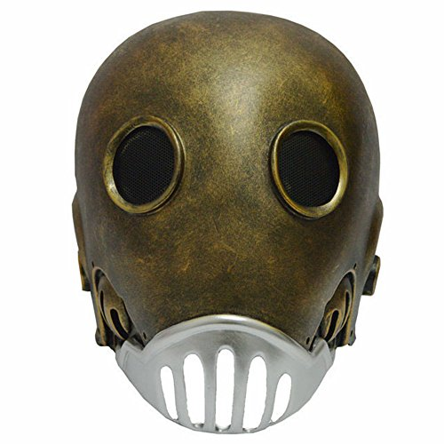 Clockwork Man Halloween Mask Horror L-016 - Call Of Duty Ghost Costume For Halloween