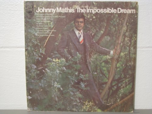 Johnny Mathis - The Impossible Dream Lp - Zortam Music