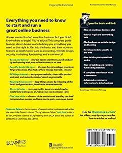 Starting an Online Business All-in-One For Dummies (For Dummies (Business & Personal Finance)) by For Dummies