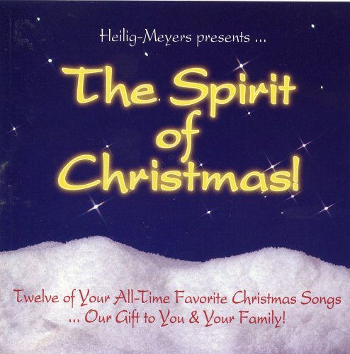Price comparison product image The Spirit of Christmas (Heilig-Meyers Presents)