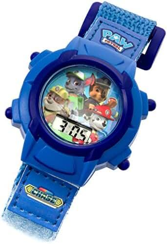 Paw Patrol Kid's Blue Digital Watch