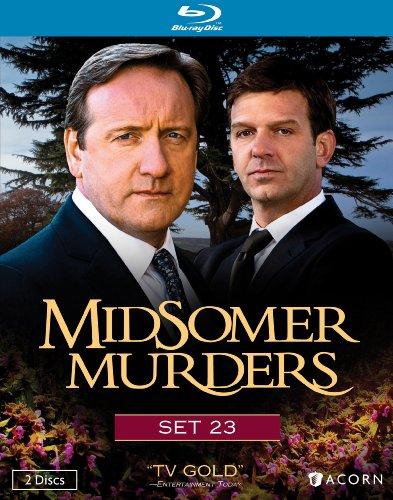 Midsomer Murders, Set 23 (Blu-ray)