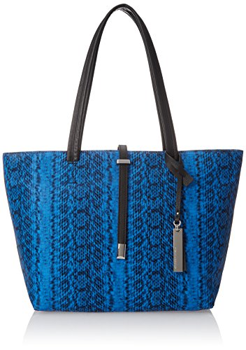 Vince Camuto Leila Small Travel Tote, Electric Blue, One Size