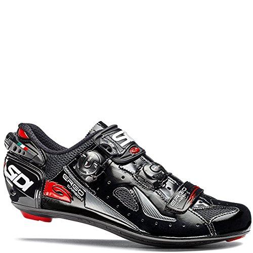 Sidi Ergo 4 Carbon Mega Shoe - Men's Black outlet from china 2oq2M6EA