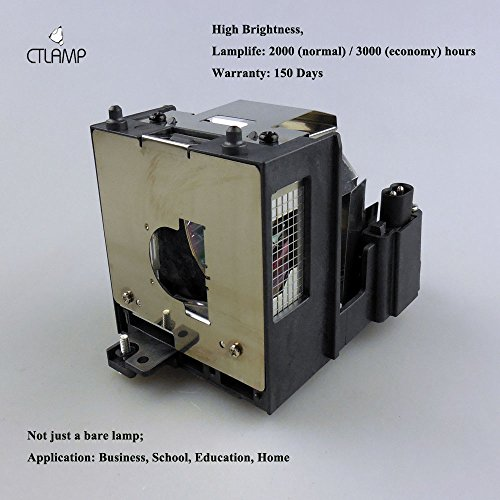 CTLAMP An-xr10lp Replacement Projector Lamp Module for Sharp Pg-mb66x/Xg-mb50x/Xr-105/Xr-10s/Xr-10x/Xr-11xc/Xr-hb007/Xr-10xa/Xr-hb007x by CTLAMP (Image #1)