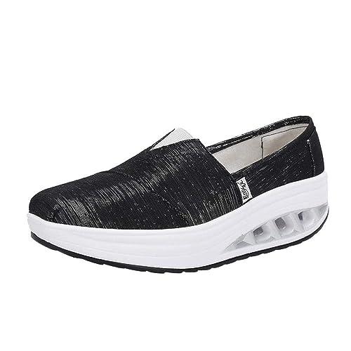 Zapatos Comodos Mujer en Oferta Zapatos de Mujer Plataforma ...