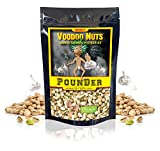 Voodoo Nuts – Garlic Smoked Pistachios Pounder Review
