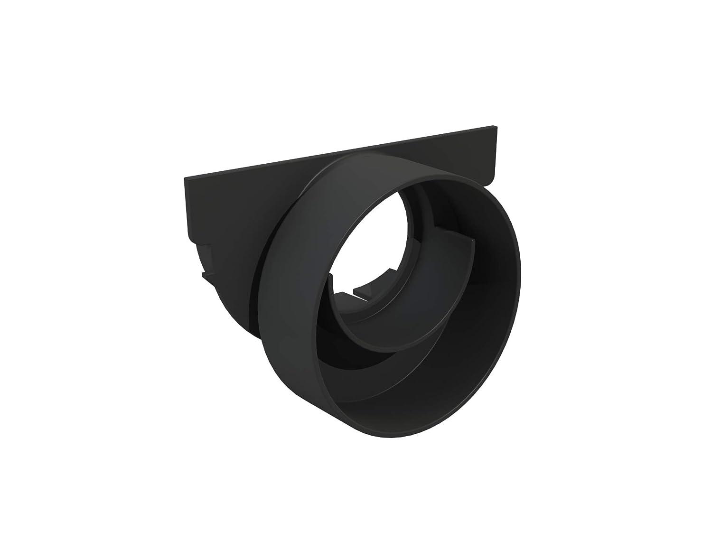 US TRENCH DRAIN Compact Series End Cap Multi Pipe Adaptor 83705