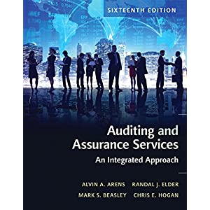 Auditing and Assurance Services (16th Edition) (Hardcover)