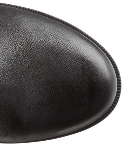 Black Kenneth Cole Reaction Women's Leather Boot Gurrl Good wfRqwY6