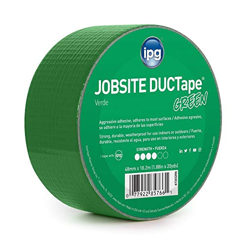 AC20 JobSite Utility DUCTape Green product image