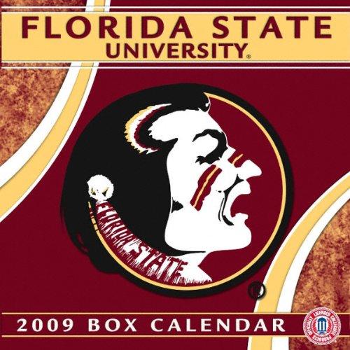 Florida State Seminoles 2009 Box (2009 Box Calendar)
