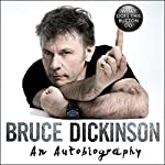 What Does This Button Do? Audiobook by Bruce Dickinson Narrated by Bruce Dickinson