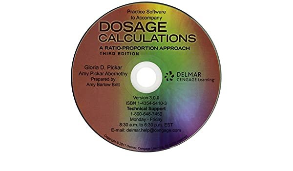 Download dosage calculations: a ratio-proportion approach 3rd.