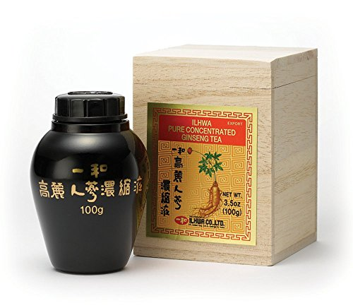Concentrated Tea Ginseng Pure - IL Hwa Korean Ginseng - Korean Ginseng Tea - 30 grams by Ilhwa Korean Ginseng
