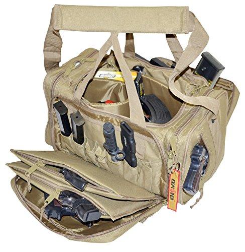 Explorer Tactical Range Ready Bag 18-Inch Tan