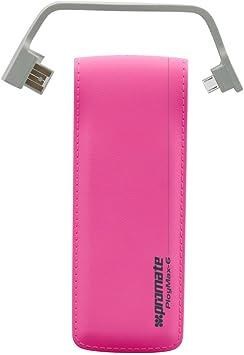 Promate 6000 mAh 2.4 A Polymax Batería de 6 Ultrafina Shake View ...