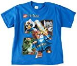 Lego Boys Legends Of Chima Broken Up T-Shirt