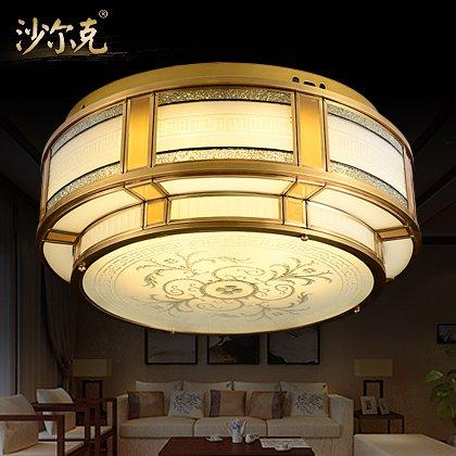 BLYC- Neue Chinesisch-LED Schlafzimmer Decke Lampe chinesischen Stil Gang Lichter Balkon Korridor von der Studie Lampe Deckenleuchte mit 350mm Höhe 150mm