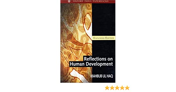Reflections on Human Development (Oxford India Paperbacks ...