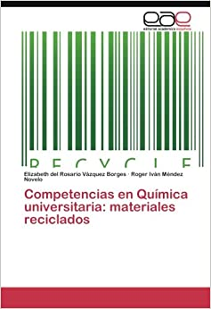 Competencias en Química universitaria: materiales reciclados