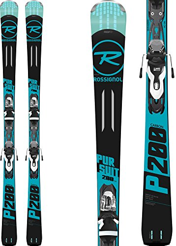 Rossignol Pursuit 200 Carbon Skis w/Xpress 10 Bindings Mens