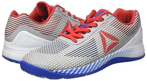 blanc Unisexes Gnial Chaussures 0 Nano Crane Primordial Crossfit Gris Course Reebok Rouge Noir Grises 7 De R Bleu xw84BnRqv