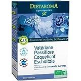 DIETAROMA - CIP Valériane passiflore coquelicot escholtzia - 20 ampoules