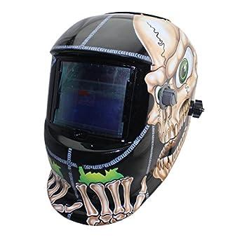 Pirata DIN9-DIN13 pantalla eara ensayo de potencia Solar de desbaste para casco de soldar soldador máscara de seguridad para soldar: Amazon.es: Bricolaje y ...