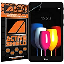 LG G Pad IV 8.0 Screen Protector Active Shield all weather Premium HD anti scratch film
