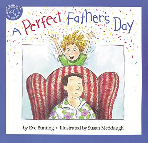 eve bunting father's day book for kids