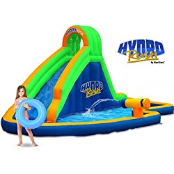 Blast Zone Hydro Rush Inflatable Water Park