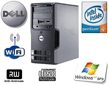 Dell Dimension 3100C - Intel Pentium 4 HT 3 0GHz - 80GB Hard Drive - 1GB  RAM - Windows XP Home Edition SP3