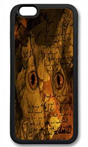 cat Maydsyb Personalized Protective Case for iPhone 6 (4.7'')