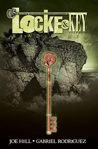 Locke & Key, Vol. 2: Head Games (Stick Figure Comics)