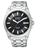 Best Citizen Watches For Men - Citizen Men's BM7100-59E Corso Eco Drive Stainless Steel Review