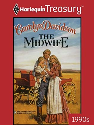 book cover of The Midwife