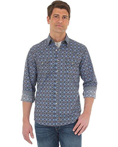 Wrangler T-Shirt (Blue) - 1
