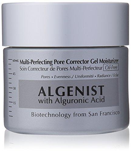 Algenist Multi-Perfecting Pore Corrector Gel Moisturizer Women, 2 Ounce