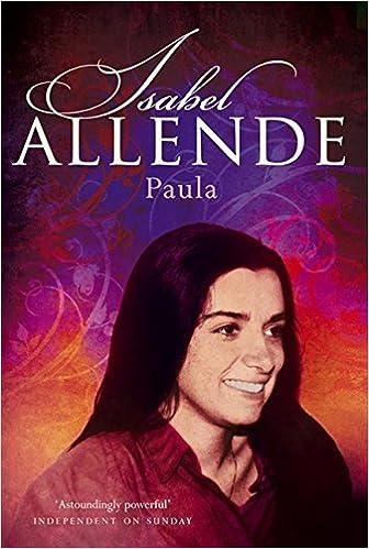 Paula by ISABEL ALLENDE(1905-06-27): Amazon.es: ISABEL ...