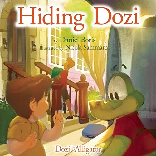 Hiding Dozi (Dozi the Alligator)